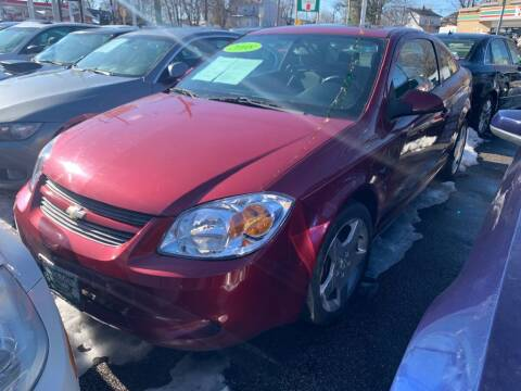 2008 Chevrolet Cobalt for sale at Park Avenue Auto Lot Inc in Linden NJ