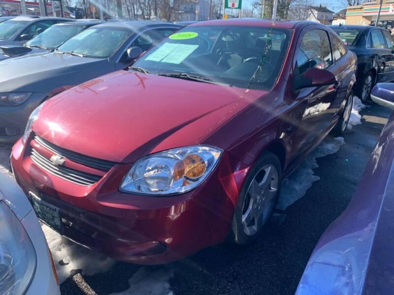 2008 Chevrolet Cobalt for sale at Park Avenue Auto Lot Inc in Linden NJ
