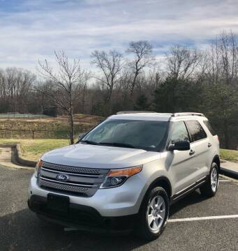 2014 Ford Explorer for sale at ONE NATION AUTO SALE LLC in Fredericksburg VA