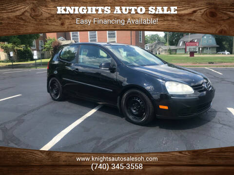 2008 Volkswagen Rabbit for sale at Knights Auto Sale in Newark OH