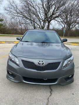 2010 Toyota Camry for sale at Sphinx Auto Sales LLC in Milwaukee WI