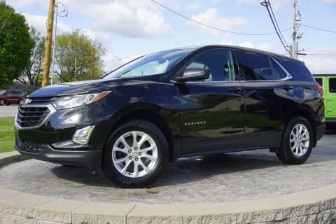 2018 Chevrolet Equinox for sale at Platinum Motors LLC in Heath OH