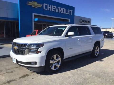 2015 Chevrolet Suburban for sale at LEE CHEVROLET PONTIAC BUICK in Washington NC