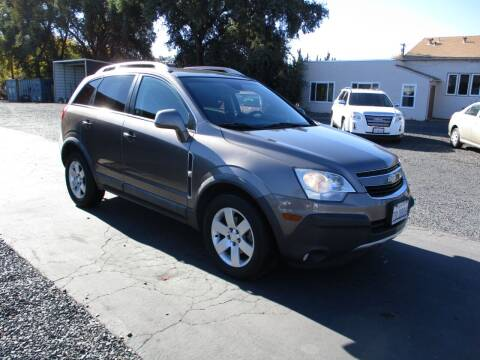 2012 Chevrolet Captiva Sport for sale at Manzanita Car Sales in Gridley CA