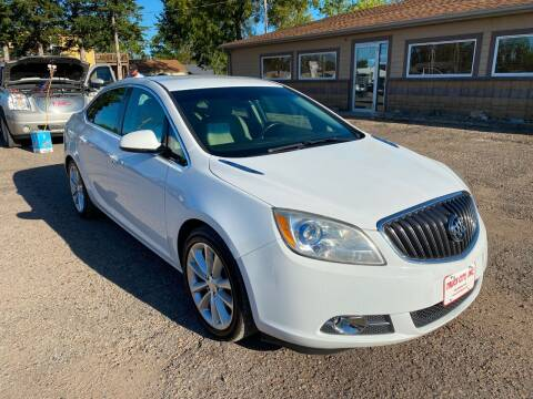 2012 Buick Verano for sale at Truck City Inc in Des Moines IA