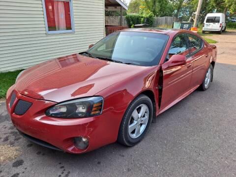 2007 Pontiac Grand Prix for sale at WB Auto Sales LLC in Barnum MN