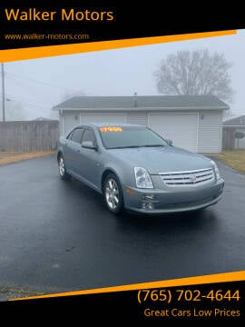 2007 Cadillac STS for sale at Walker Motors in Muncie IN
