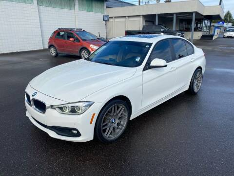 2016 BMW 3 Series for sale at Vista Auto Sales in Lakewood WA