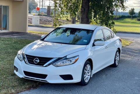 2016 Nissan Altima for sale at Sunshine Auto Sales in Oakland Park FL