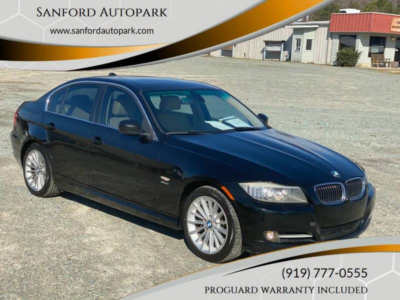 2011 BMW 3 Series for sale at Sanford Autopark in Sanford NC