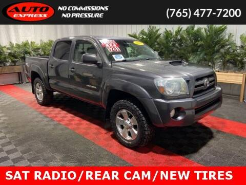 2010 Toyota Tacoma for sale at Auto Express in Lafayette IN