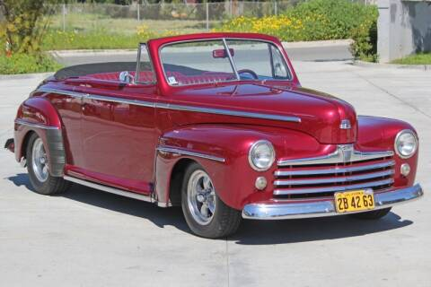 1948 Ford Deluxe for sale at Precious Metals in San Diego CA