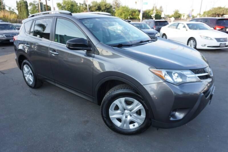 2013 Toyota RAV4 for sale at Industry Motors in Sacramento CA