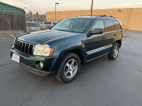 2005 Jeep Grand Cherokee for sale at Golden Deals Motors in Orangevale CA