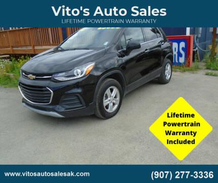 2020 Chevrolet Trax for sale at Vito's Auto Sales in Anchorage AK