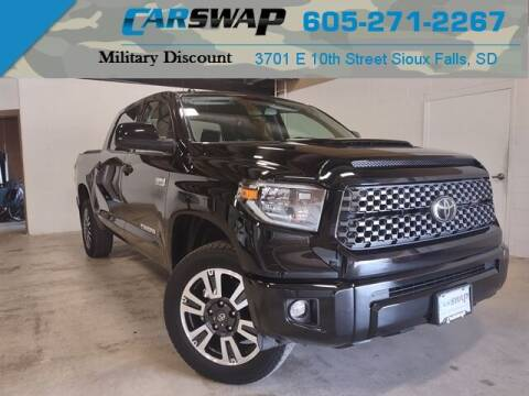 2019 Toyota Tundra for sale at CarSwap in Sioux Falls SD