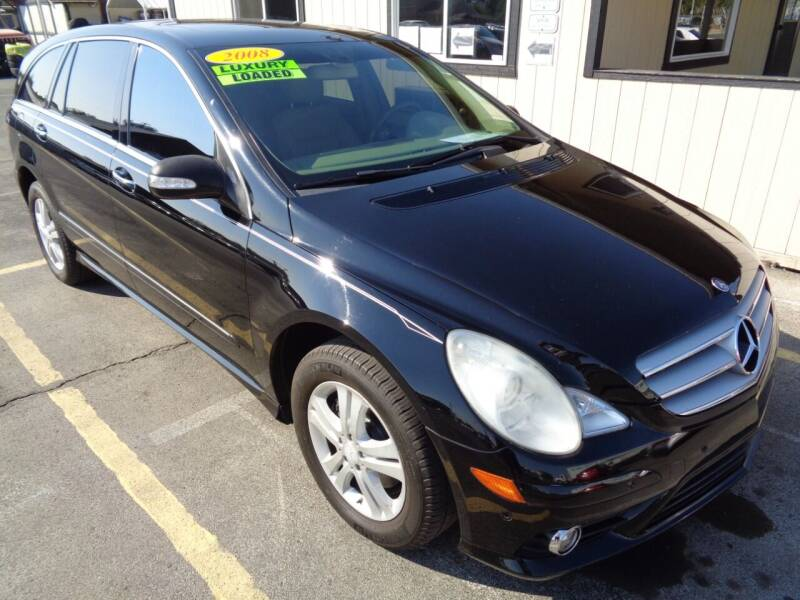 2008 Mercedes-Benz R-Class for sale at BBL Auto Sales in Yakima WA
