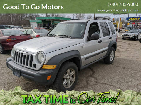 2006 Jeep Liberty for sale at Good To Go Motors in Lancaster OH