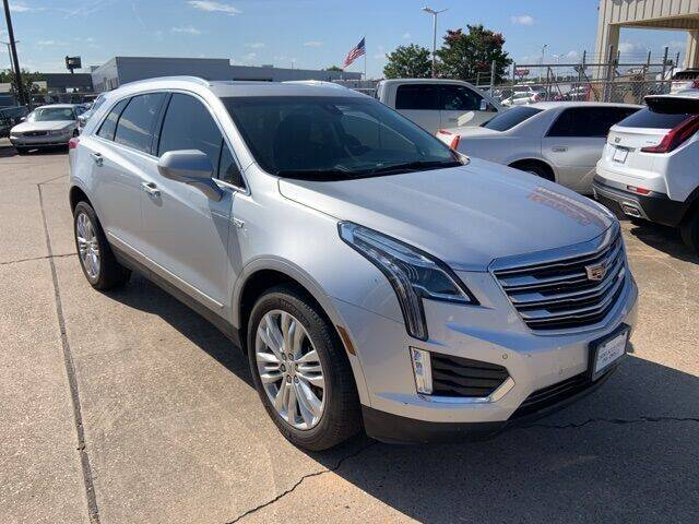 2019 Cadillac XT5 for sale at Gregg Orr Pre-Owned Shreveport in Shreveport LA