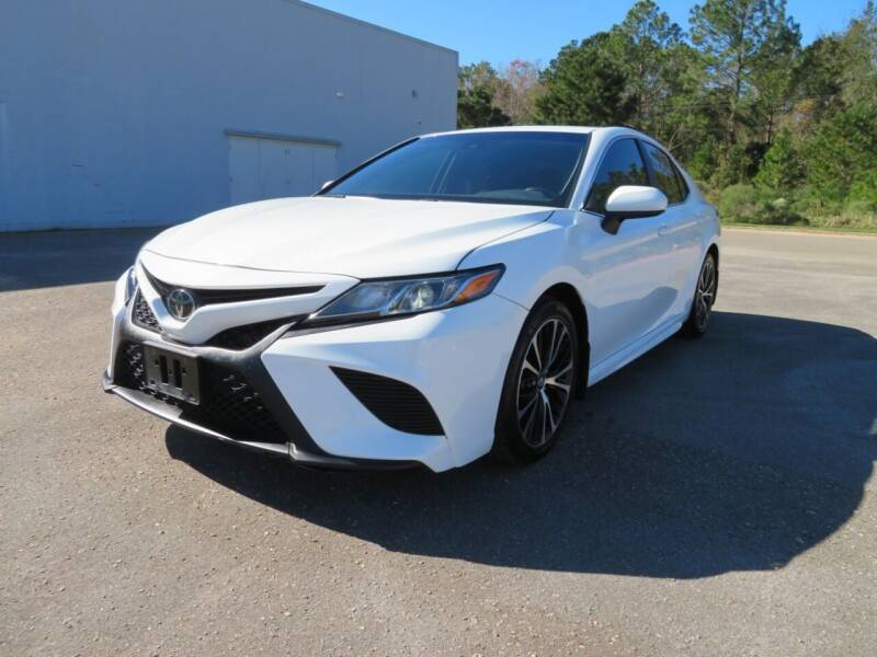 2018 Toyota Camry for sale at Access Motors Co in Mobile AL