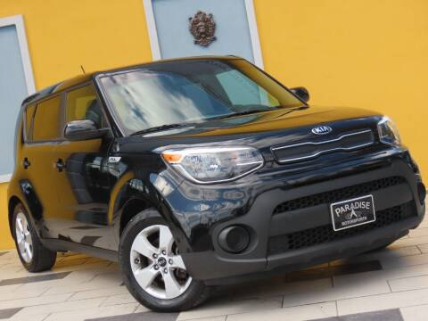 2019 Kia Soul for sale at Paradise Motor Sports LLC in Lexington KY