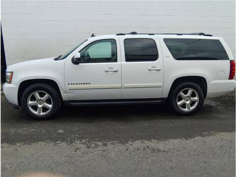 2007 Chevrolet Suburban for sale at Chehalis Auto Center in Chehalis WA