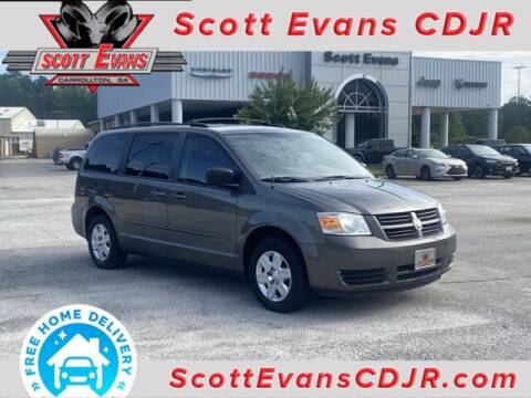 2010 Dodge Grand Caravan for sale at SCOTT EVANS CHRYSLER DODGE in Carrollton GA