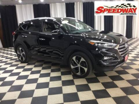 2016 Hyundai Tucson for sale at SPEEDWAY AUTO MALL INC in Machesney Park IL