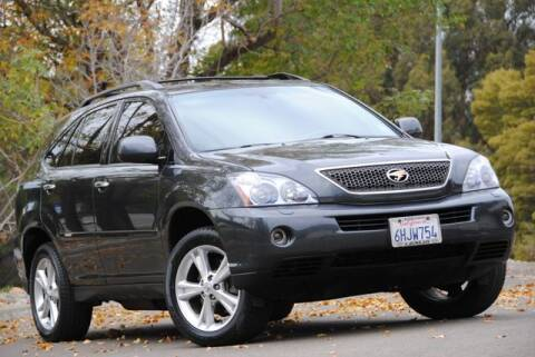 2008 Lexus RX 400h for sale at VSTAR in Walnut Creek CA