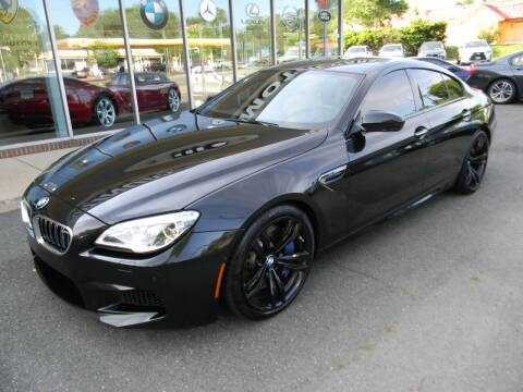 2016 BMW M6 for sale at Platinum Motorcars in Warrenton VA