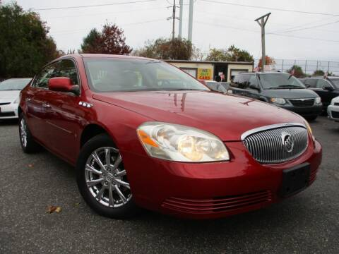 2009 Buick Lucerne for sale at Unlimited Auto Sales Inc. in Mount Sinai NY