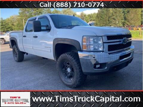 2011 Chevrolet Silverado 2500HD for sale at TTC AUTO OUTLET/TIM'S TRUCK CAPITAL & AUTO SALES INC ANNEX in Epsom NH