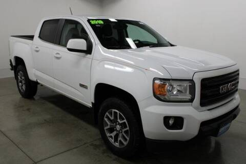 2019 GMC Canyon for sale at Bob Clapper Automotive, Inc in Janesville WI