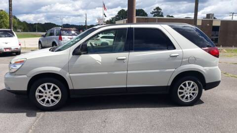 2006 Buick Rendezvous for sale at Prospect Motors LLC in Adamsville AL