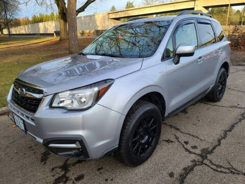 2017 Subaru Forester for sale at EXECUTIVE AUTOSPORT in Portland OR