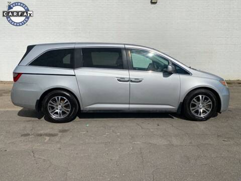 2012 Honda Odyssey for sale at Smart Chevrolet in Madison NC