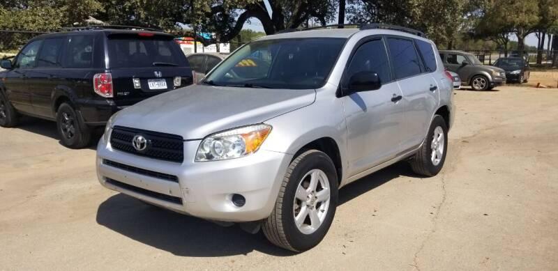 2007 Toyota RAV4 for sale at STX Auto Group in San Antonio TX