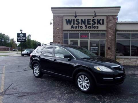 2008 Mazda CX-9 for sale at Wisneski Auto Sales, Inc. in Green Bay WI