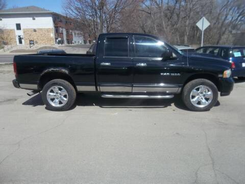 2005 Dodge Ram Pickup 1500 for sale at A Plus Auto Sales/ - A Plus Auto Sales in Sioux Falls SD