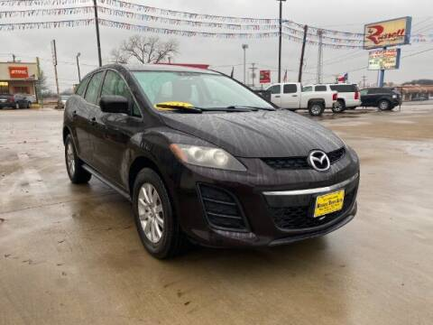 2011 Mazda CX-7 for sale at Russell Smith Auto in Fort Worth TX