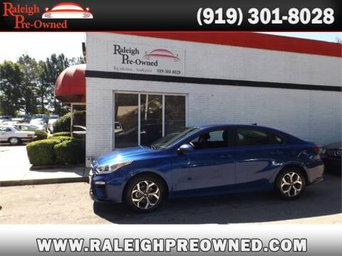 2019 Kia Forte for sale at Raleigh Pre-Owned in Raleigh NC
