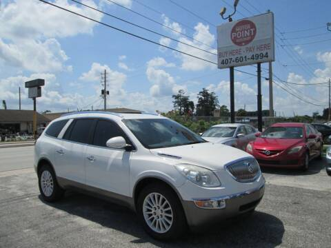 2011 Buick Enclave for sale at Motor Point Auto Sales in Orlando FL