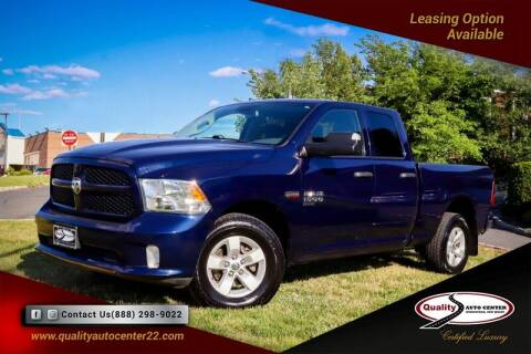 2019 RAM Ram Pickup 1500 Classic for sale at Quality Auto Center of Springfield in Springfield NJ
