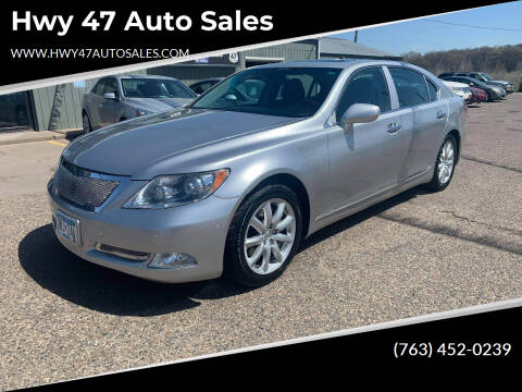 2007 Lexus LS 460 for sale at Hwy 47 Auto Sales in Saint Francis MN