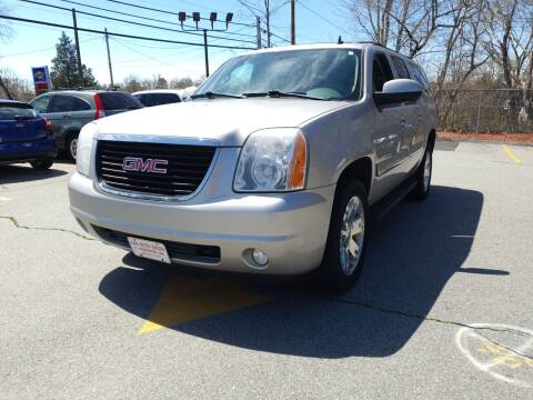 2008 GMC Yukon XL for sale at Gia Auto Sales in East Wareham MA