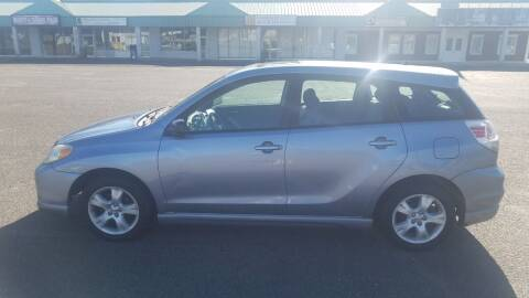 2005 Toyota Matrix for sale at Wrightstown Auto Sales LLC in Wrightstown NJ