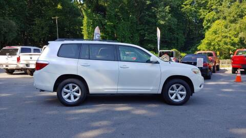 2010 Toyota Highlander for sale at Buddy's Auto Inc in Pendleton SC