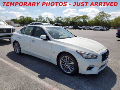 2018 Infiniti Q50 for sale at Auto Finance of Raleigh in Raleigh NC