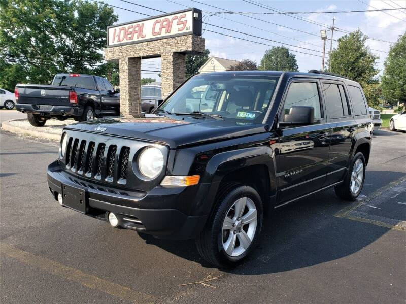 2012 Jeep Patriot for sale at I-DEAL CARS in Camp Hill PA