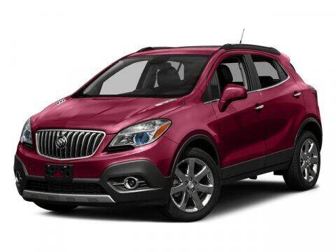 2016 Buick Encore for sale at BEAMAN TOYOTA - Beaman Buick GMC in Nashville TN